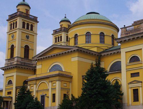 Bazilika, Eger