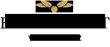 Rózsakert Vendégház Logo